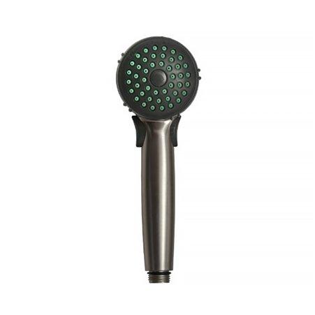 (Dura Faucet DF-SA400-SN RV Hand-Held Shower Head - Satin Nickel)