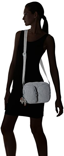 Cross Bag Grey C Patti Body 31v Urban Kipling Women's Grey TEFIqPSB