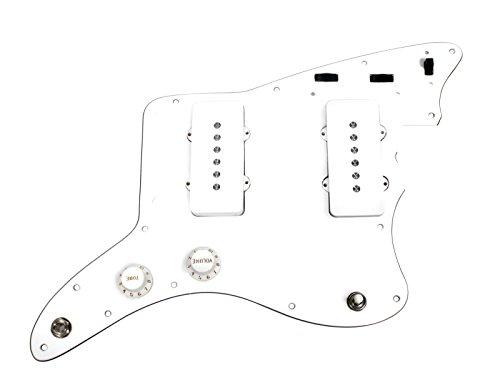 920D Custom Shop Fender Jazzmaster Loaded Pickguard Seymour Duncan SJM-1 WH/WH