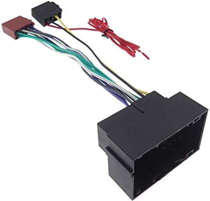 Iso Radio Adapter Alfa Citroen Dodge Fiat Jeep Peugeot Elektronik