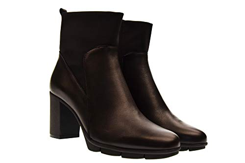 Sidney 11 Black Bottines Talon à Chaussures Flexx Femme D7013 The 0wf8P6