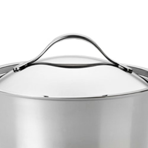 Anolon Nouvelle Copper Stainless Steel 4-Quart Covered Casserole by Anolon (Image #4)