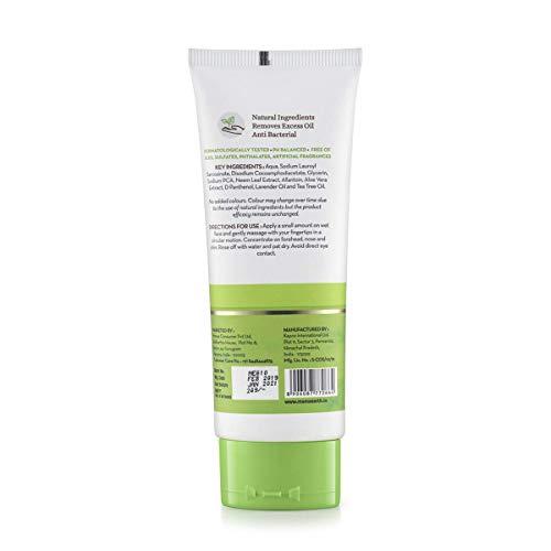 Mamaearth Tea Tree Face Wash,100 ml
