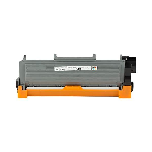 GPS TN 2365 Toner Cartridge for Brother Hl-L2300/L2305/L2320/L221D/L2340/L2360/Dcp-L2541Dw/L2520/L2540/Mfc-L2700/L2740/L2701Dw (Black)