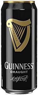 Cerveja Guinness Draught lata 440ml