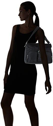 Donna Nero Bogner black Borse Eilis black Spalla A IqwyUSXcwg
