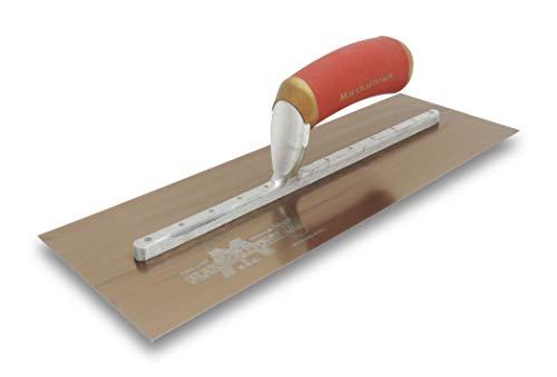 Drywall & Plastering Flex Trowel 13 X 5 Gold Steel