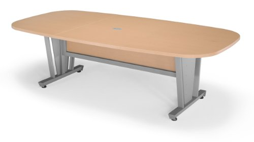 """OFM 55118-MPL Modular Conference Table, 48"""" x 96"""""""