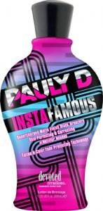 Devoted Creations Pauly D Instafamous Tanning Lotion