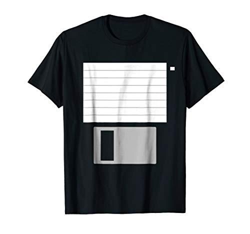 Funny Floppy Disk Halloween Costume Shirt