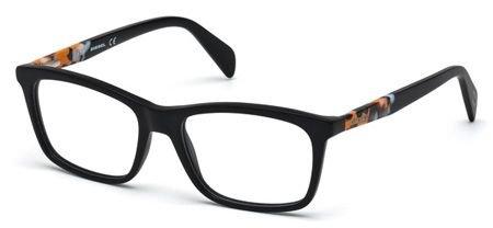 Eyeglasses Diesel DL 5089 DL5089 002 matte black