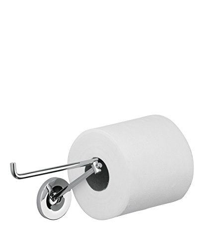 Starck Bathroom Accessory - Axor 40836000 Starck Double Toilet Paper Roll Holder in Chrome