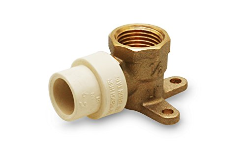 Elbow Lead - Everflow Supplies BRCPD012-NL 1/2