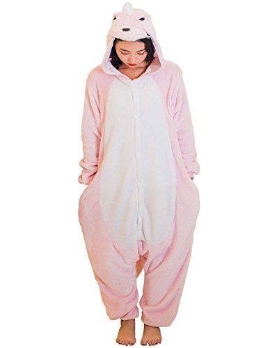Onesies for Adults, Halloween Christmas Costumes Outfit, Dinosaur Onesie (Christmas Outfits For Teens)