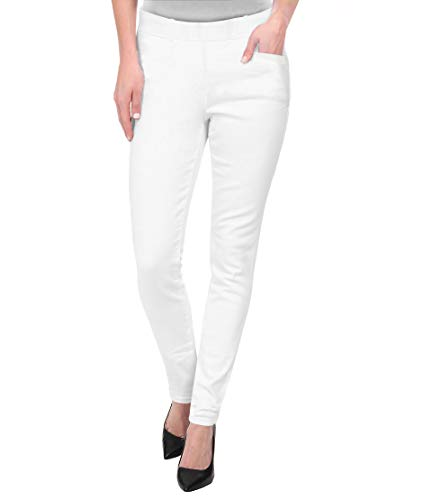 - HyBrid & Company Womens Super Comfy Millenium Twill Pants KP47812 White XL