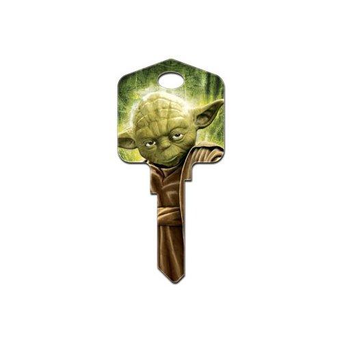 De Yoda de Star Wars Kw llave de la casa: Amazon.es ...