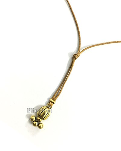 Beauty and The Beast Costume Jewelry - Belle Lariat Necklace for Women