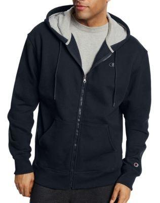 Champion Blue Zip Front Jacket - 2