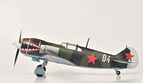 Lavochkin LA-5 Soviet Fighter 1:48 Plastic Model Kit ZVEZDA