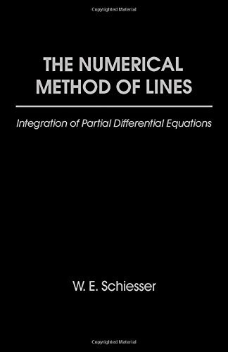 The Numerical Method of Lines: Integration of Partial Differential Equations ()