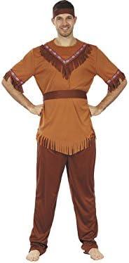 DISONIL Disfraz Indio para Hombre Talla XL: Amazon.es: Juguetes y ...
