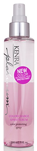 Kenra Platinum Color Charge Spray Serum, 6.5-Ounce