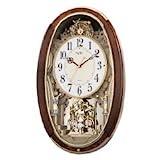 Rhythm Trumpet Boys Wall Clock - 16.1-in. Wide