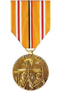 Medals of America Asiatic Pacific Campaign Medal Bronze ()