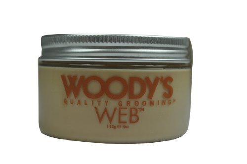 Pomade Web (Woody's Quality Grooming Web - 113 g by Woody's)