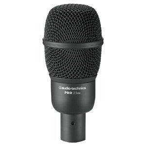 Audio Technica Hypercardioid Dynamic Microphone (Audio-Technica PRO 25ax Hypercardioid Dynamic Instrument Microphone)