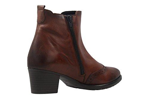 Remonte Damen Stiefelette - Braun Schuhe in Übergrößen