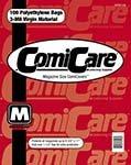 Comic Care 3-Mil Magazine size Polyethylene 100 sleeves