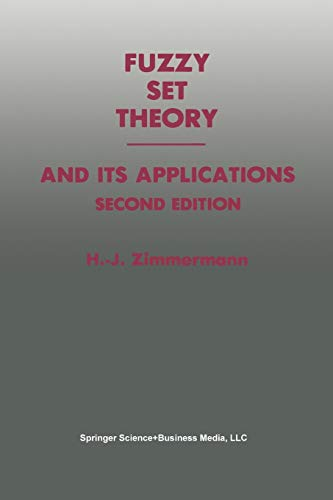 Fuzzy Set Theory ― and Its Applications ()
