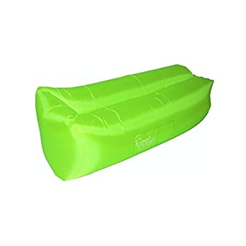 Sofa Hinchable Lazy Cloud para playa, piscina, cámping y ...