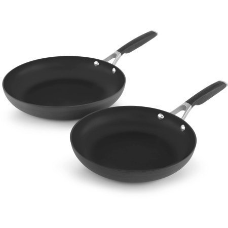 select hard anodized nonstick fry