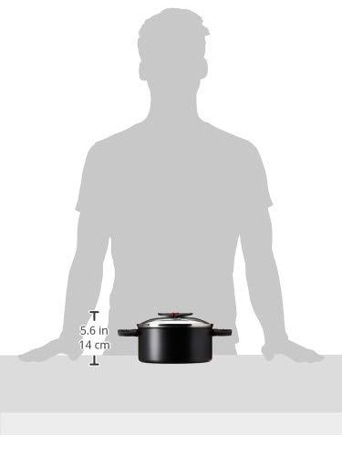 Ballarini Click /& Cook 1.5-qt Nonstick Dutch Oven w//Lid 75001-658