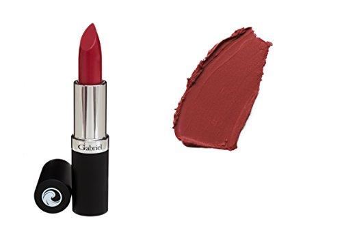 (Gabriel Cosmetics Lipsticks,0.13 Ounce, (Matte)