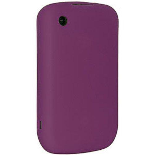 Jelly Case for BlackBerry Curve 8520 - Purple (8520 Skin)