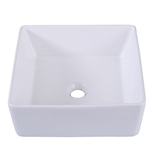 Exquisitely Built Designed Ceramic Bathroom Vessel Sink Drainage Rugged And Durable good