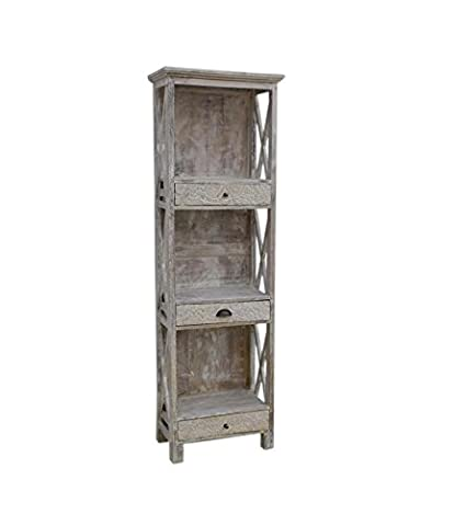 Image Unavailable. Image Not Available For. Color: Manzel Furniture White  Washed ...