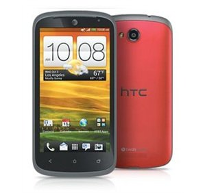 htc one red - 9