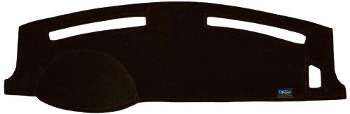 Dash Designs D2169-3VDN Dark Brown Plush Velour Dash Cover