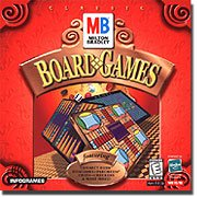 ATARI Milton Bradley Board Games