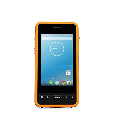 Invengo XC-AT911N Android UHF RFID Handheld Reader - 2D Barcode Imager (902-928 MHz)