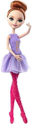 Ever After High Costumes Briar Beauty (Ever After High Ballet Holly O'Hair Doll)