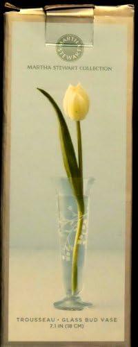 Martha Stewart Collection Bud Vase, Trousseau
