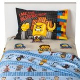 The Lego Movie Cotton Rich 3 Piece Sheet Set by LEGO