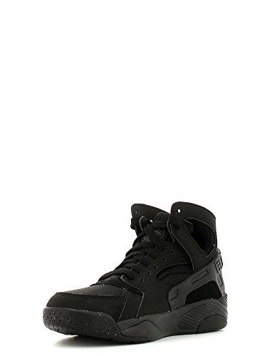 Nike Flight Huarache (GS), Boys' Basketball Shoes Black (Black / Black-black)