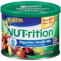 Planters Digestive Health Nutrition Nut Mix, 9 Ounce -- 12 per case.
