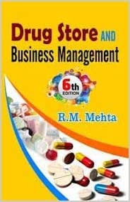 Buy Drug Store and Business Management Book Online at Low